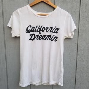 California Dreamin Tee Shirt